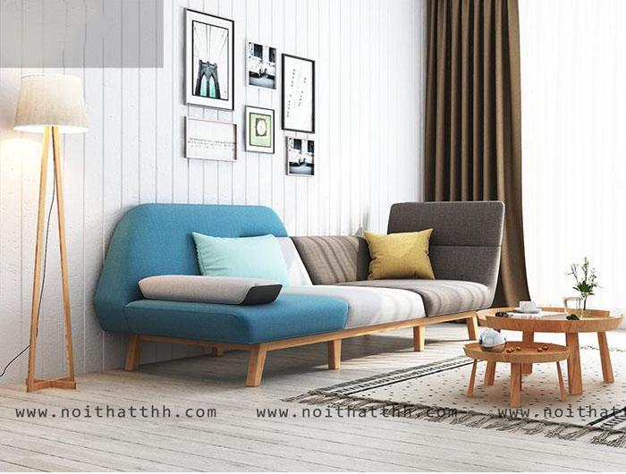 Sofa độc lạ nhưng toát lên vẻ đơn giản