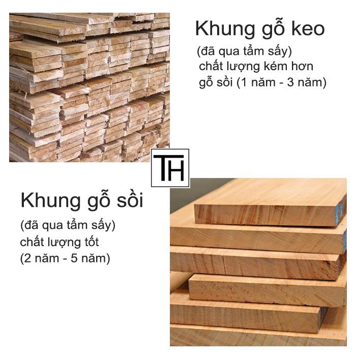 so sánh chất liệu của sofa hải phòng giá rẻ